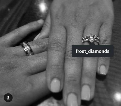 Frosted couple!- via Instagram @frost_diamonds 2015