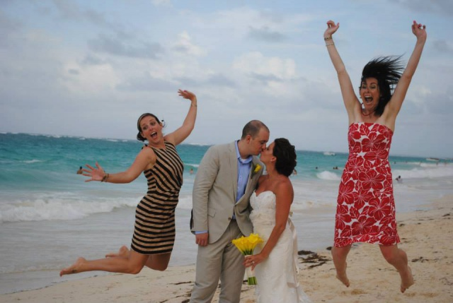 """I can't believe how perfect our day was, thank you so much, Janet!""- via email janet@frostdiamonds.com  Mr. & Mrs. McCleary, 2013"