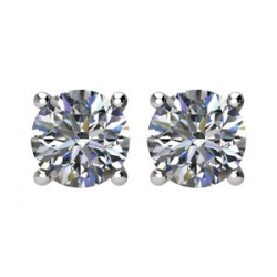 0.50TW Diamond Studs starting at $350